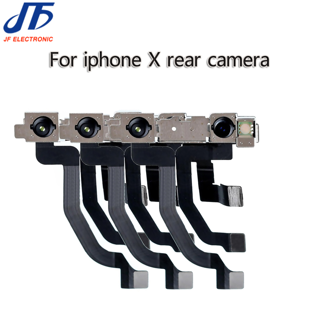 Small Front Camera Replacement for iPhone X Light Proximity Sensor Flex Cable Facing Module Parts 10pcs