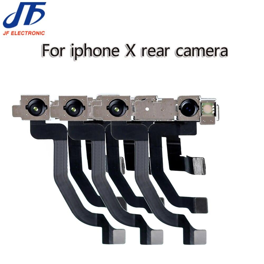 Small Front Camera Replacement for iPhone X Light Proximity Sensor Flex Cable Facing Module Parts 10pcs