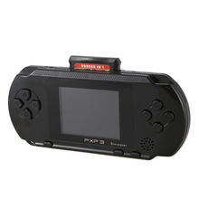 цена на 3 Inch 16 Bit Pxp3 Handheld Game Player Retro Video Game Console 150 Classic Games Child Gaming Players Console