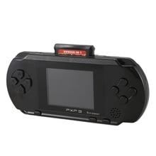 цены на 3 Inch 16 Bit Pxp3 Handheld Game Player Retro Video Game Console 150 Classic Games Child Gaming Players Console  в интернет-магазинах