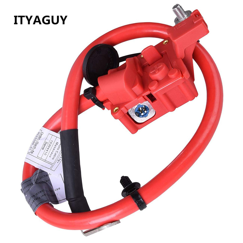 Image 4 - Positive Battery Cable 61129225099 for BMW X3 F25 11 13 2011 2012 2013 Fuse Protect Car Accessories Auto Replacement Part-in Battery Cables & Connectors from Automobiles & Motorcycles