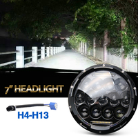 CO LIGHT 75W LED HEADLIGHT 35W HI LO BEAM 35W 6000K DC 12V 24V HIGH BRIGHT
