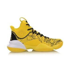 Image 2 - Li Ning Männer POWER V Professionelle Basketball Schuhe Wearable Futter Wolke Kissen Komfort Sport Schuhe Turnschuhe ABAP025 SJFM19