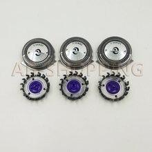 Сменные головки для бритвы Philips NORELCO HQ6 Quarda Action Q6423 HQ6425 HQ6426 HQ6465 HQ6466 HQ6705 HQ6889 HQ6890, 3 шт.