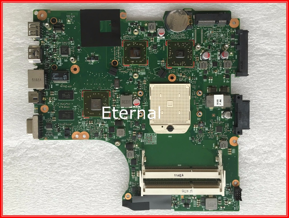 611802-001 laptop motherboard for HP Compaq 426 326 425 325 main board with graphics DDR3 100% Tested for hp g62 g72 laptop motherboard with graphics 615848 001 01013y000 388 g