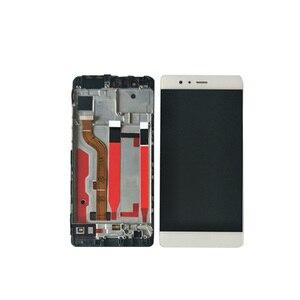 """Image 4 - 5.2 """"Originele Getest M & Sen Voor Huawei P9 Lcd scherm + Touch Panel Digitizer Met Frame Voor huawei P9 Display Vervanging"""