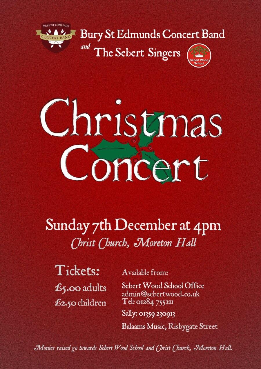 ideas for christmas concert