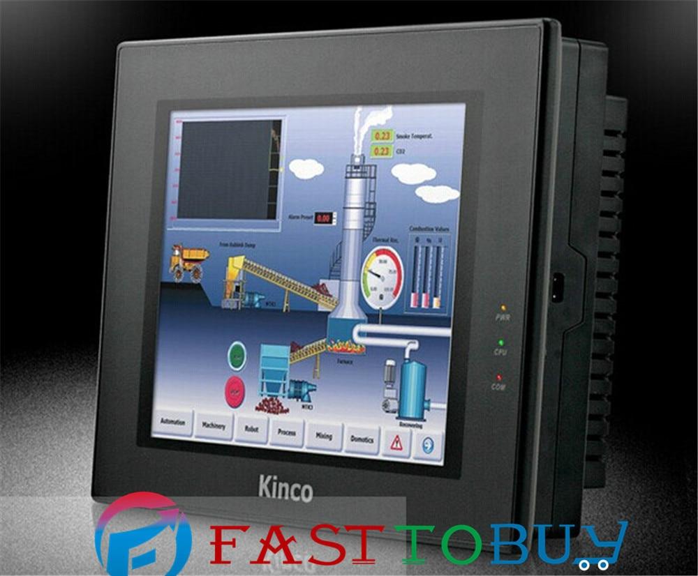 10.4 inch HMI 800*600 MT4523T USB HOST SD card with Free programming Cable&Software New 10 4 inch hmi 800 600 mt4523t usb host sd card with free programming cable