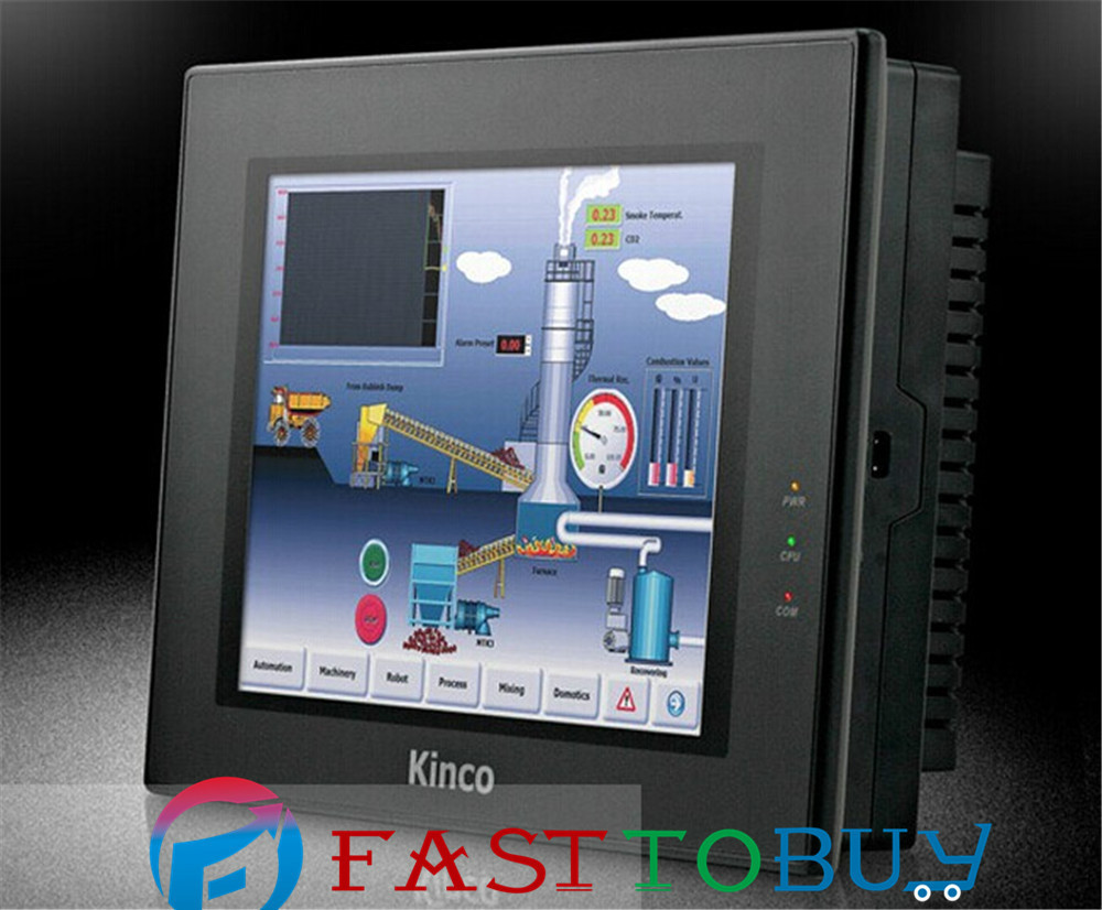 10.4 inch HMI 800*600 MT4523T USB HOST SD card with Free programming Cable&Software New