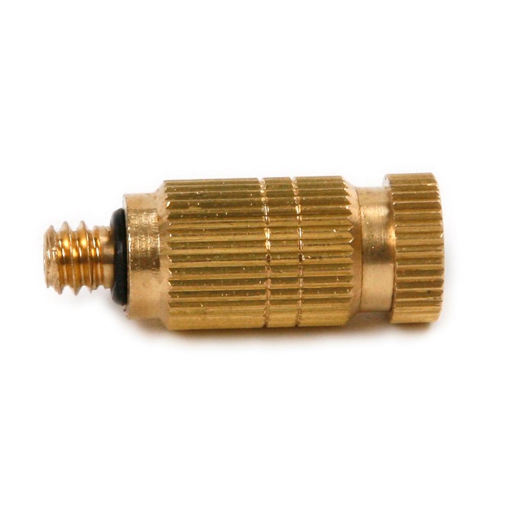 10 vnt. 0,1–7,7 mm žalvario sodo purkštuvų su sriegiu sriegio - Elektrinių įrankių priedai - Nuotrauka 4