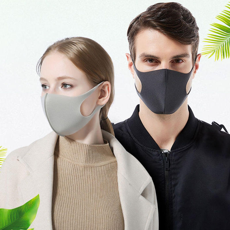 Three-dimensional Mask KN95 Stretchable Polyester Sponge Mask Washable Reuse Particulate Respirator Anti fog 3pcs/Pack lvde-16Three-dimensional Mask KN95 Stretchable Polyester Sponge Mask Washable Reuse Particulate Respirator Anti fog 3pcs/Pack lvde-16