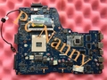 Original K000125710 PHQAA LA-6831P Laptop Motherboard for TOSHIBA P750 A660 A665 A655D series system board hm65 1gb graphics
