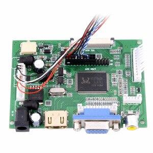 Image 5 - Confezioni di Accessori e Attrezzature 10.1 Display LCD Dello Schermo di TFT LCD Monitor N101ICG L21 + Kit HDMI INGRESSO VGA Bordo di Driver Per Apparecchiature di Monitoraggio