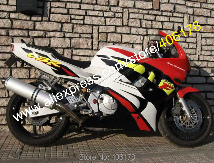 Hot Sales,For Honda CBR600F3 95 96 CBR600 F3 1995 1996 CBR 600 F3 Aftermarket ABS Motorcycle fairing Kit (Injection molding) hot sales for honda cbr600 f3 97 98 abs body kit cbr 600 f3 1997 1998 cbr 600f3 body work motorcycle fairing injection molding