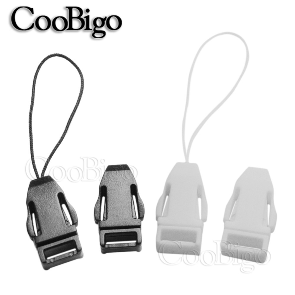 """5//16/"""" Plastic Side Release Buckles DIY Cell Phone Strap  Neck Strap Cord Lanyard"""