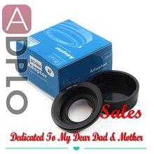 Pixco opticalaf m42 스크류 마운트 렌즈 용 glasssuit가있는 무한대 렌즈 어댑터를 확인하십시오. nikon 카메라 d7000 d5200 d600 d800