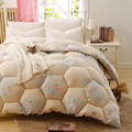Fabric quilt in quilts core bedding cover 2 size