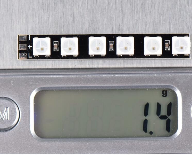 LED WS2812 control module (7)