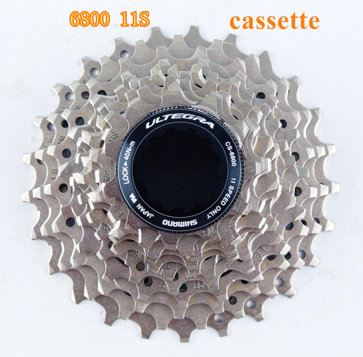 shimano CS 6800 Cassette 2 11S 22S road bicycle bike flywheel 11s cycling cassette 12 25T