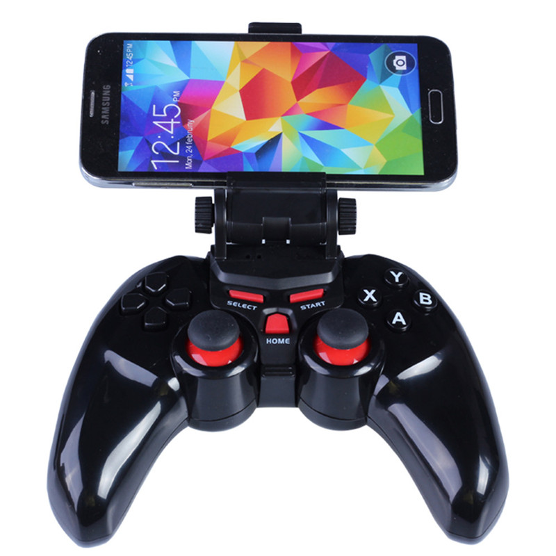 New Arrive TI-465 TI465 <font><b>Bluetooth</b></font> Wireless Game gamepad Controller <font><b>Joystick</b></font> for Android IOS Apple Smart Mobile Phone/Tablet <font><b>PC</b></font>