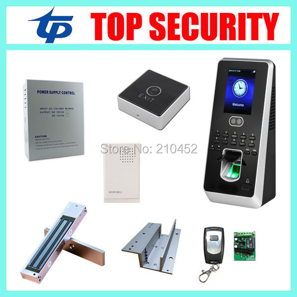 купить ZK Multibio800 face recognition time attendance and access control reader with bioemtric fingerprint access control reader по цене 568.73 рублей