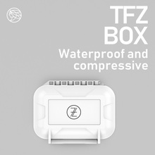 The fragrant Zither/ Official Earphones Waterproof Boxes, Protect your beloved headphones,Headset accessories storage box