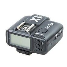 Godox X1C X1T-C 2.4 Г E-TTL Беспроводная вспышка триггера Передатчик для Canon 1200D 600D 700D 650D 550D 500D 100D 5D2 5D3