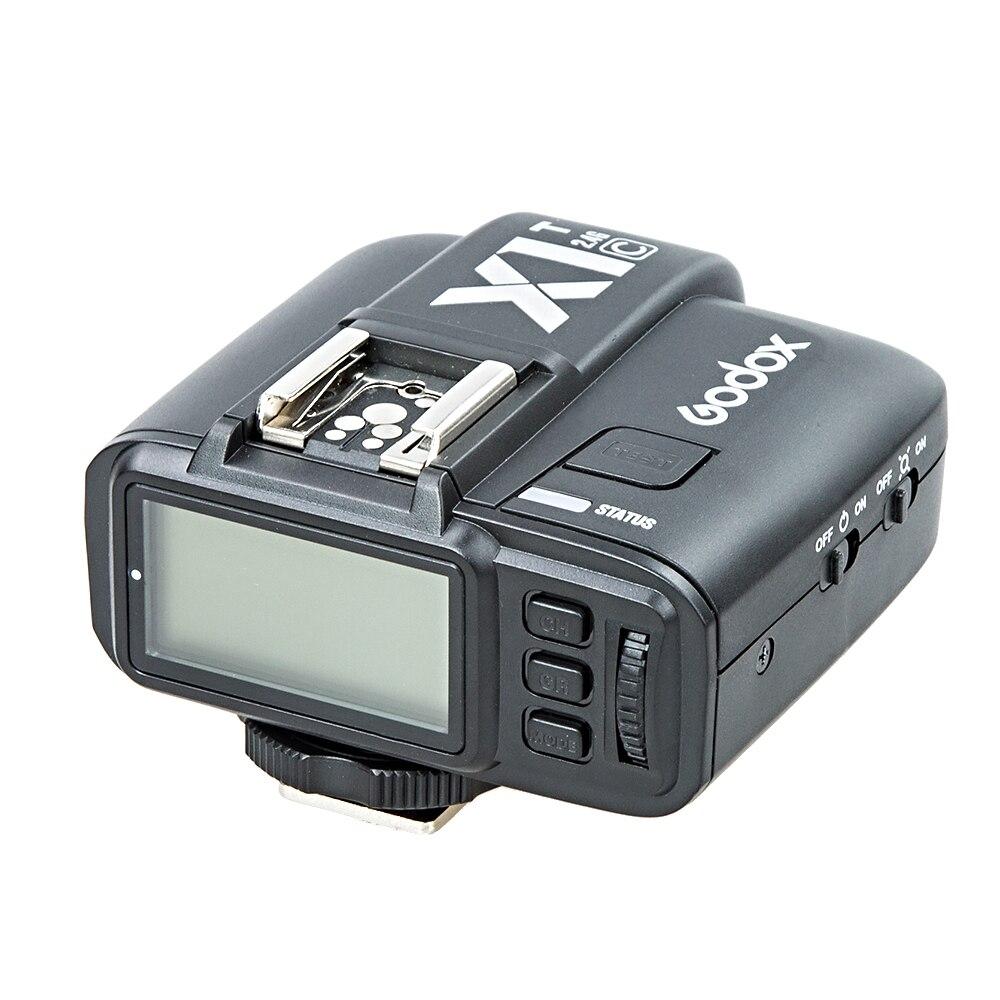 Godox X1C X1T-C 2.4G E-TTL Sans Fil caméra déclencheur flash Émetteur pour Canon 1200D 600D 700D 650D 100D 550D 500D 5D2 5D3