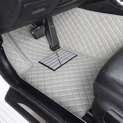 Пользовательские автомобильные коврики для Jeep Grand Cherokee Wrangler Патриот Cherokee компасы commander автомобильные аксессуары для стайлинга автомобилей