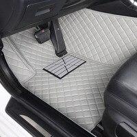 Custom car floor mats for Jeep Grand Cherokee Wrangler Patriot Cherokee Compass commander car accessories car styling