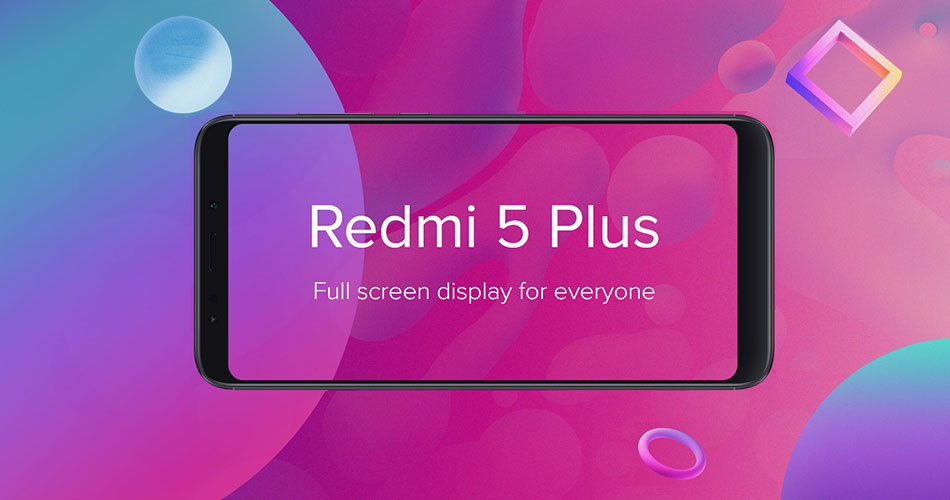 Xiaomi Redmi 5 Plus 64gb (1)