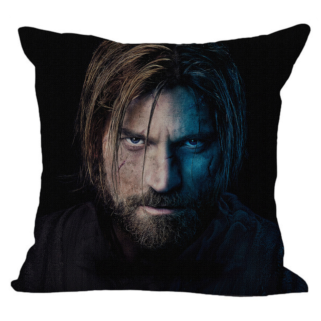 Game of Thrones Characters Pillow Case