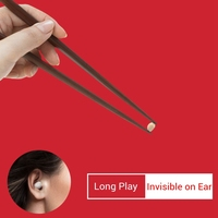 New Mini Bluetooth Earphones Wireless Stereo Earbuds Handsfree Invisible Earphone Fone De Ouvido Magnetic Inductive Charging
