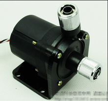 SC600B 3pin DC12V Brushless Pump With Measured Course For PC Liquid Cooling System with fitting