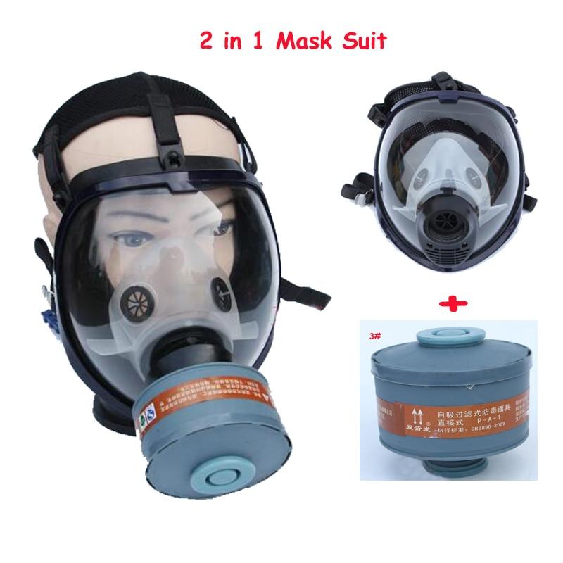 40mm respirator mask