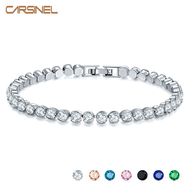 Women Fashion Silver Color Bracelets
