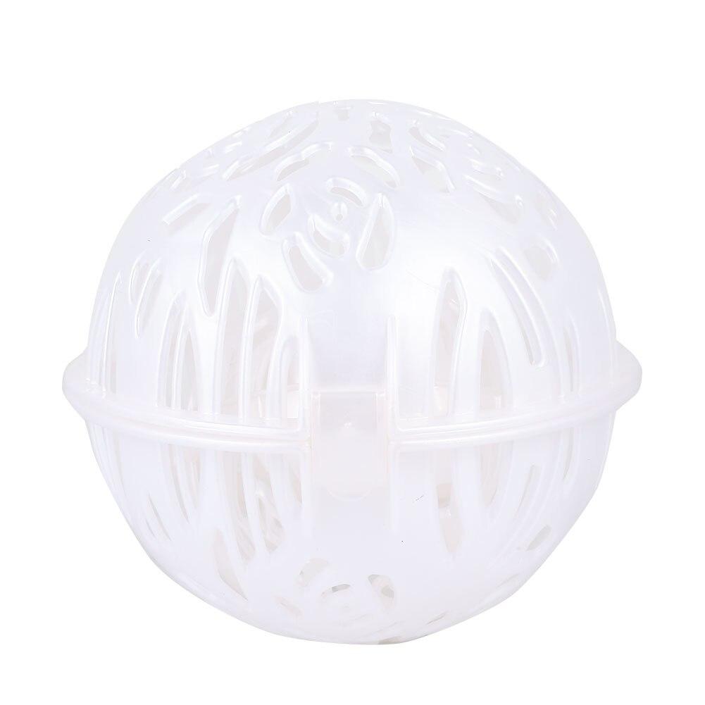 Белый PP нижнее белье бюстгальтер стиральная мяч практичный креативный контейнер для стирки бюстгальтера многоразовый инструмент для чистки бюстгальтер мяч бытовой