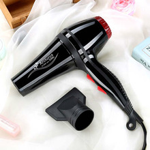 Hair Dryer Professional Low Noise Blow Hairdryer Hot And Cold Wind 2200W Fast Styling Blow Dryer Bathroom Salon Equipment