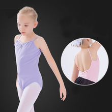 Dance Clothes for Children and Women camisole Clothes Cotton spandex ballet Body Girls backless Dance leotard JQ-291 dance clothes for children and women camisole clothes cotton spandex ballet body girls backless dance leotard jq 291