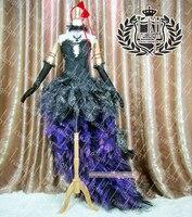 Puella волхвов Мадока Magica Акеми Homura платье карнавальный костюм изготовление под заказ