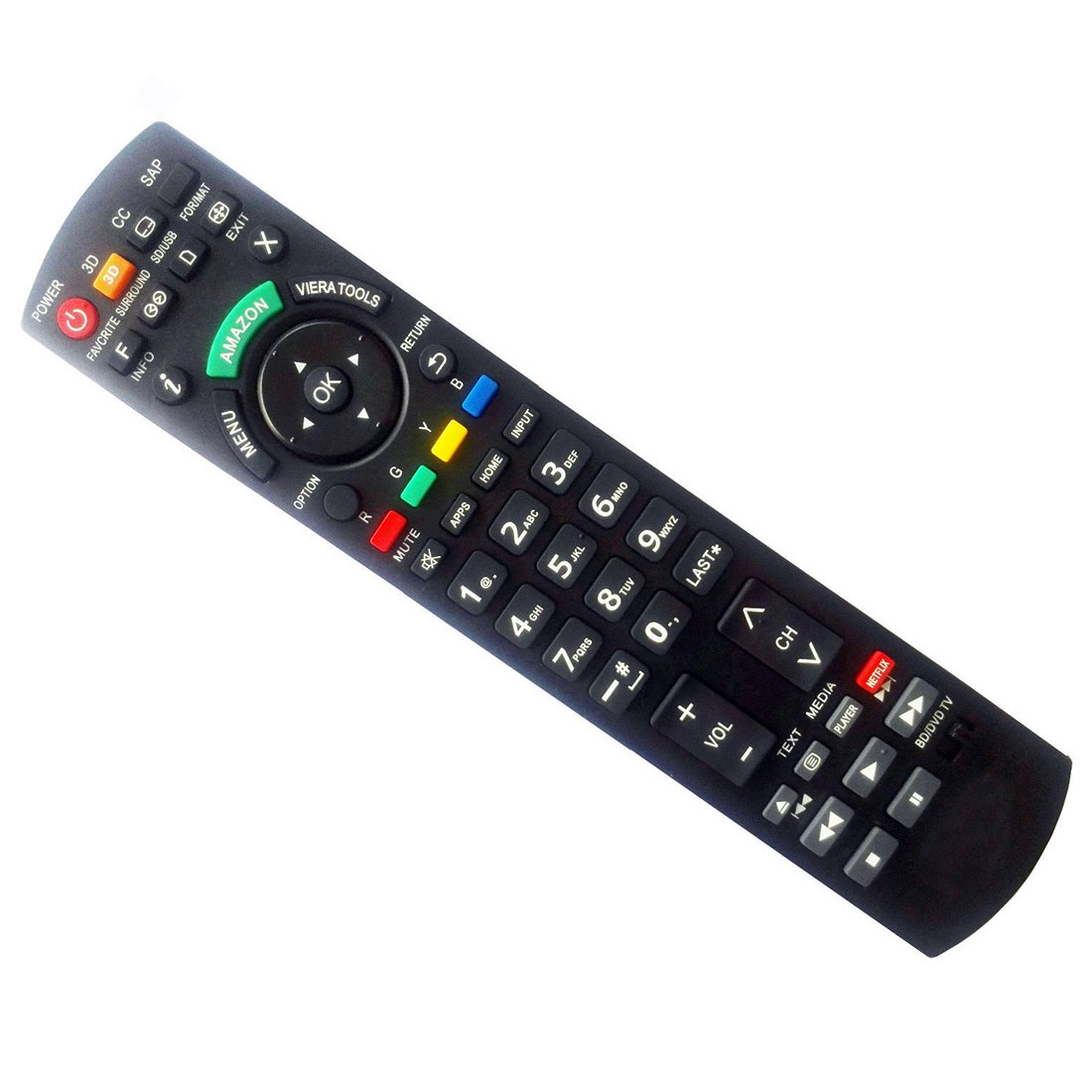 NEW TV Universal Remote control For N2QAYB000570 N2QAYB000703 N2QAYB000706