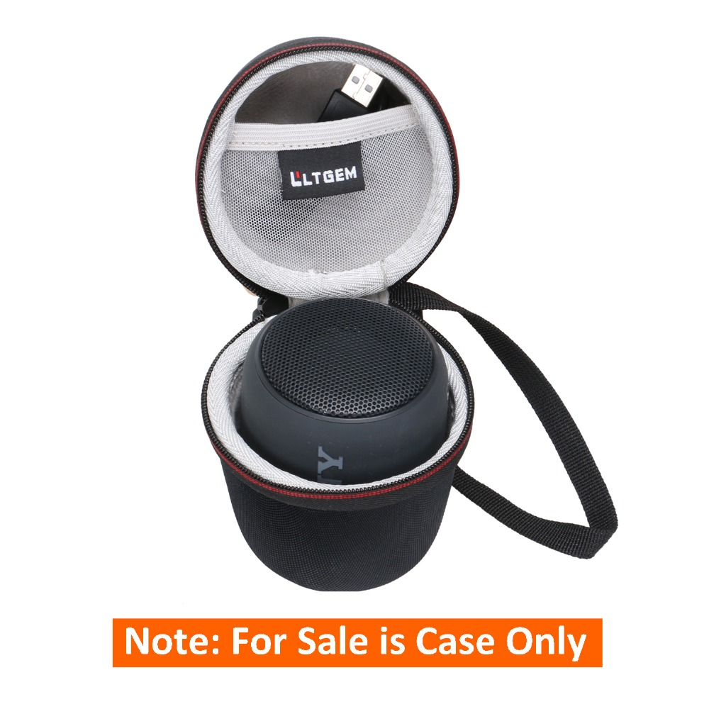 LTGEM Hard Case Compatible With Sony XB10 / Anker SoundCore Mini & Mini 2 Portable Wireless Speaker.