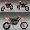 1:12 brand new kids Mini Motocicleta KTM 450 EXC 09 Diecast moto modelo en miniatura de Aleación de modelos de metal juguetes raza coleccionables