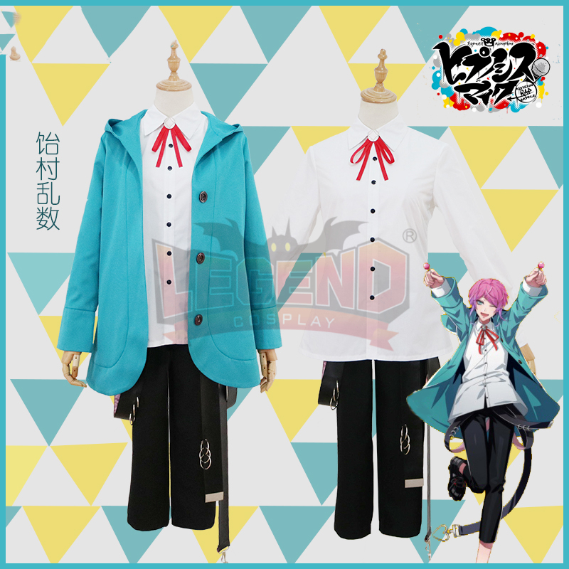 Cosplaylegend Division rap battle HypnosisMic DRB Ramuda Amemura cosplay costume custom made