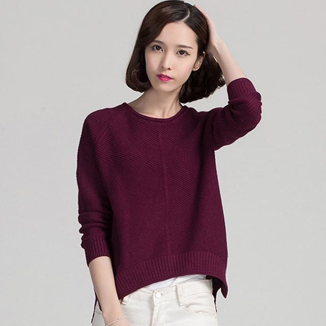 Aliexpress.com: Comprar Mujeres pullover de invierno