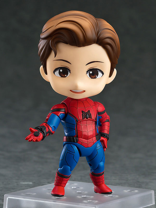 The Avenger SpiderMan Homecoming 781 Action Figure Model Collectible Avengers SELECT Face Model PVC Clay Toy