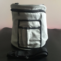 DAY DAY FUN Knitting Bag For Yarn And Wool Storage Portable Lightweight Knitting Crochet Yarn Holder