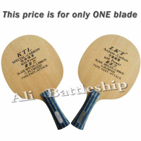 Original KTL LKT Blade Will Power Shakehand FL Table Tennis Blade for Ping Pong Racket Racquet Sports