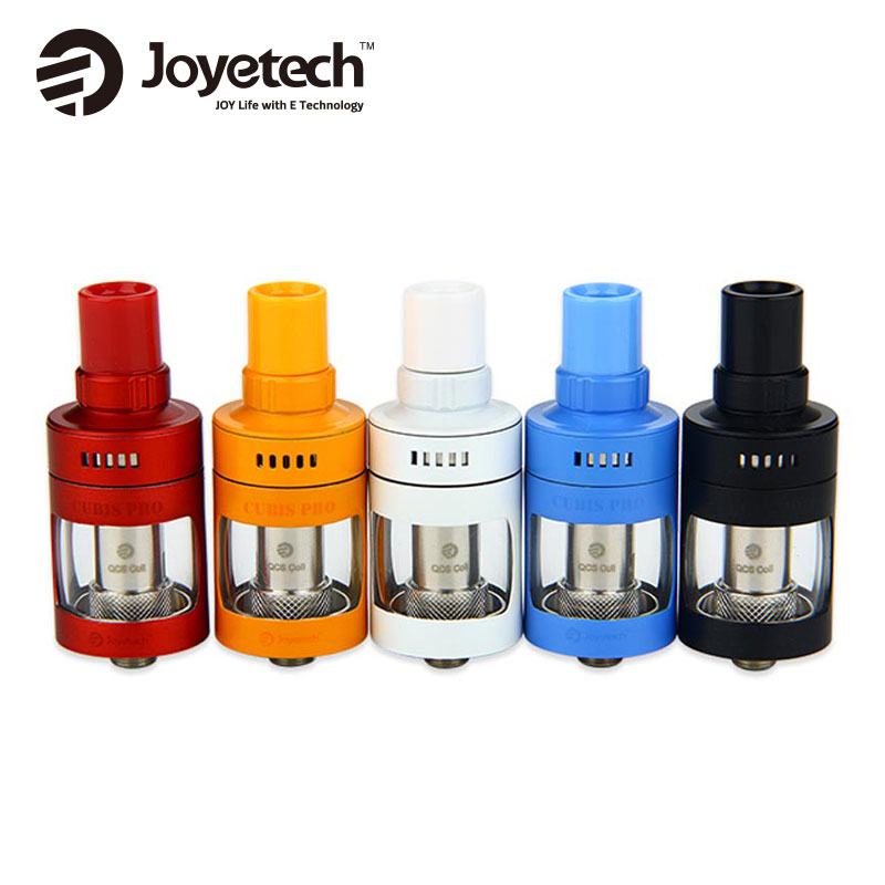 Joyetech Atomizer 4ml Cubis Notch Pro-Tank Coil Original with LVC Clapton
