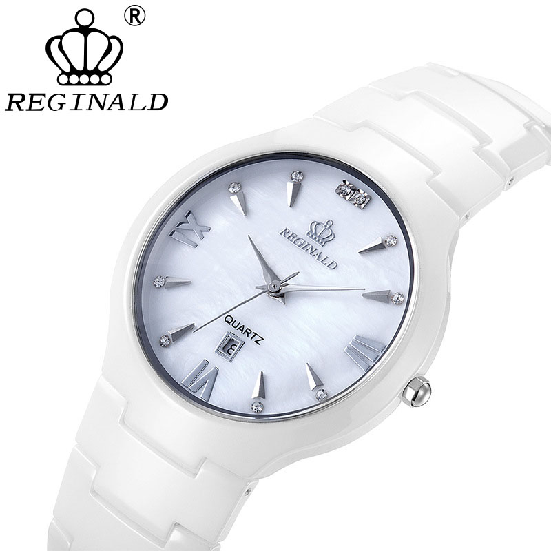 White Pearl Ceramic Women Watches Top Brand Luxury Ladies Lover Wrist Watch Clock Women Relogio Feminino Quartz Wristwatch Hour relogio feminino sinobi watches women fashion leather strap japan quartz wrist watch for women ladies luxury brand wristwatch